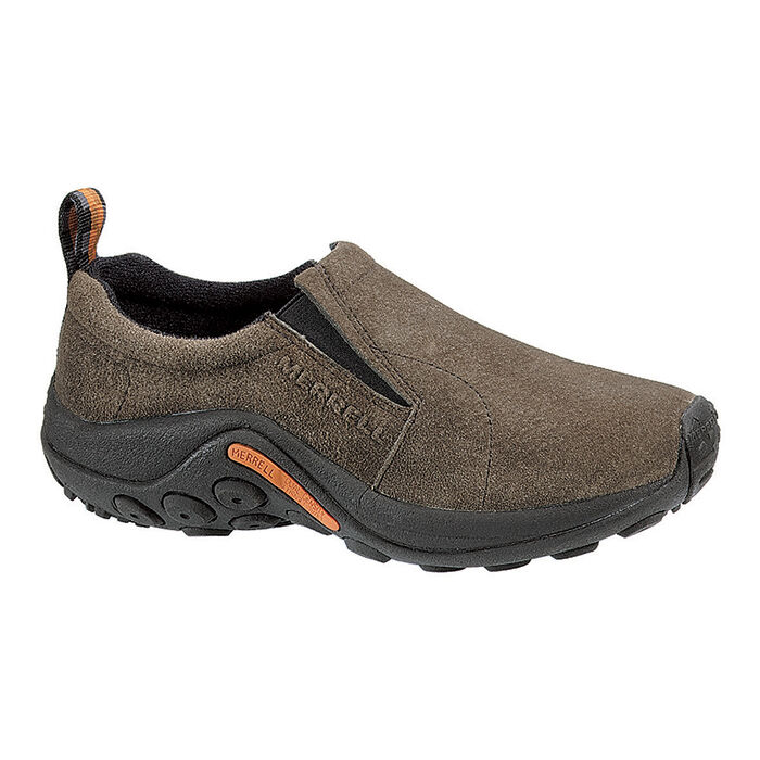 Chaussures style mocassin Jungle pour hommes (couleur Gunsmoke)