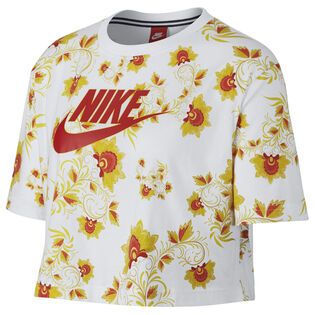 Women's Floral Printed T-Shirt