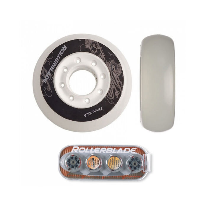 72 Mm/ Sg5 8 Pack Inline Wheels 2011