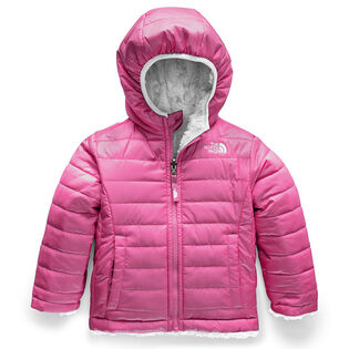 Girls' [2-6] Reversible Mossbud Swirl Jacket