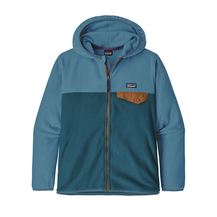 Junior Boys' [7-16] Micro D® Snap-T® Fleece Jacket