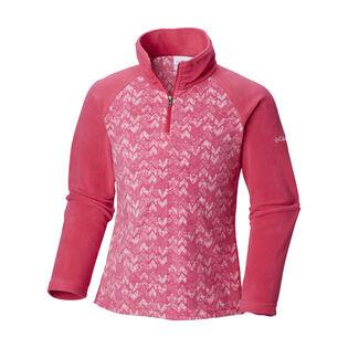 Junior Girls' [6-16] Glacial™ II Fleece Half-Zip Jacket