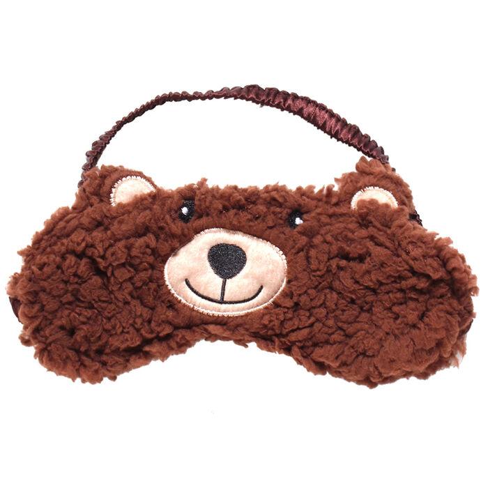 Masque de sommeil ourson pour femmes