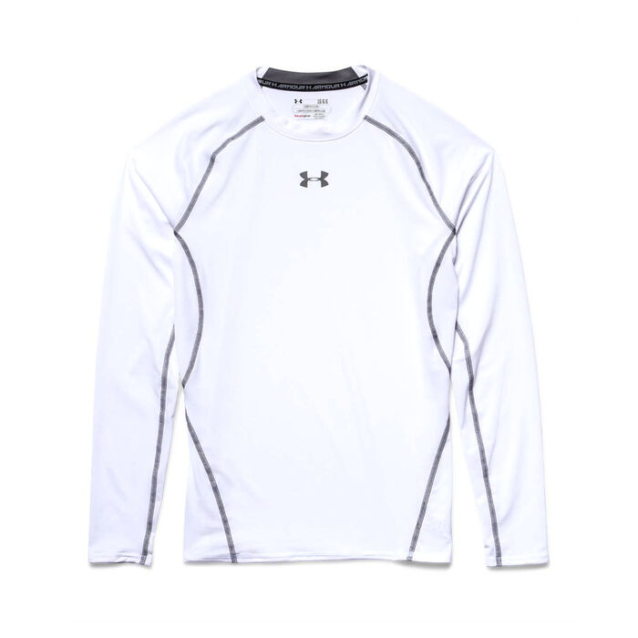 b2fcfb14 Men's Heatgear® Armour Long Sleeve Compression Shirt | Under Armour ...