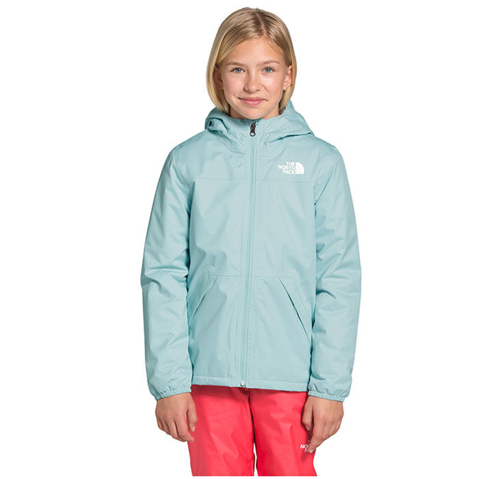 Junior Girls' [7-20] Warm Storm Rain Jacket