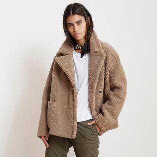Women's Yoko Reversible Lux Sherpa Jacket