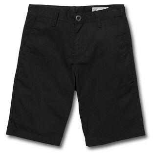 Junior Boys' [8-16] Frickin Chino Short