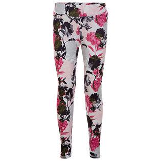Girls' [4-6X] Floral Print Legging