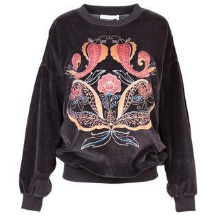 Women's Paisley Sweater