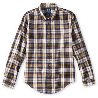 Men's Woven Flannel Pocket Shirt