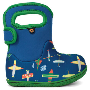 Babies' [5-9] Planes Waterproof Boot