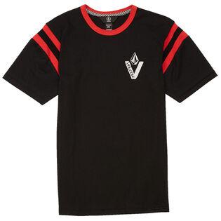 Junior Boys' [8-20] Wagners Crew T-Shirt