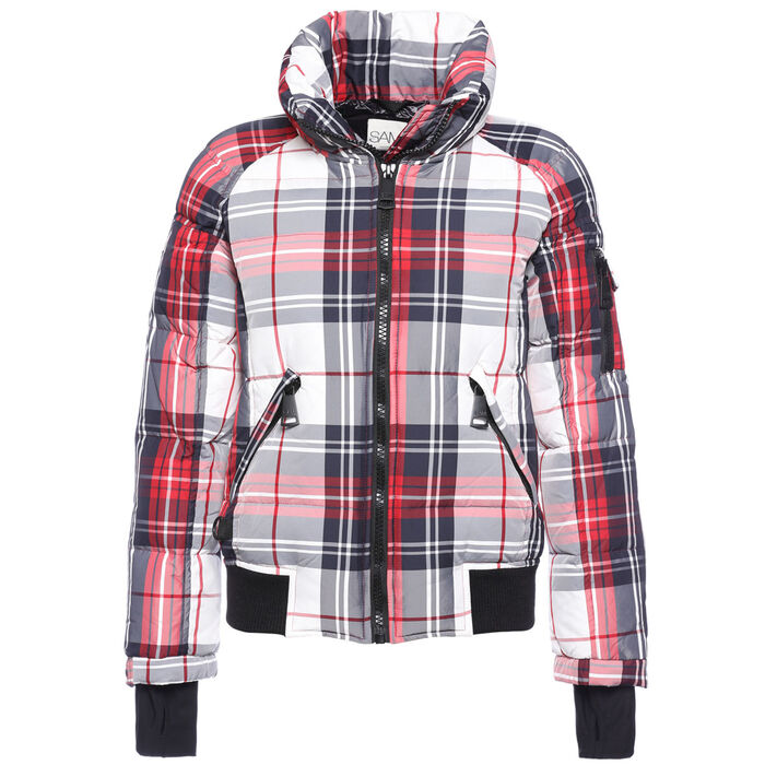 Women's Plaid Freestyle Jacket