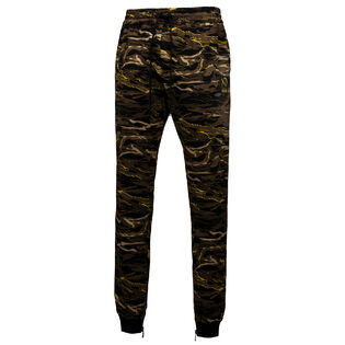 Men's Camo Canvas Pant