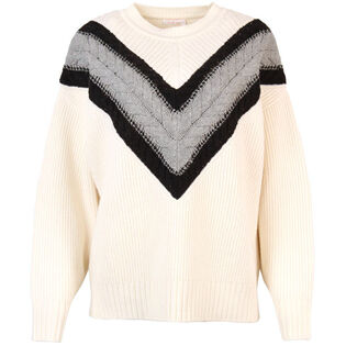 Women's Cable Knit Sweater