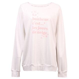Women's Jours De Neige Sweater