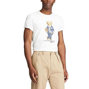 Men's Custom Slim Fit Bear T-Shirt
