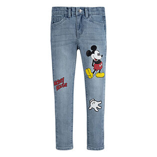 Girls' [4-6X] Disney® Mickey 710 Super Skinny Jean