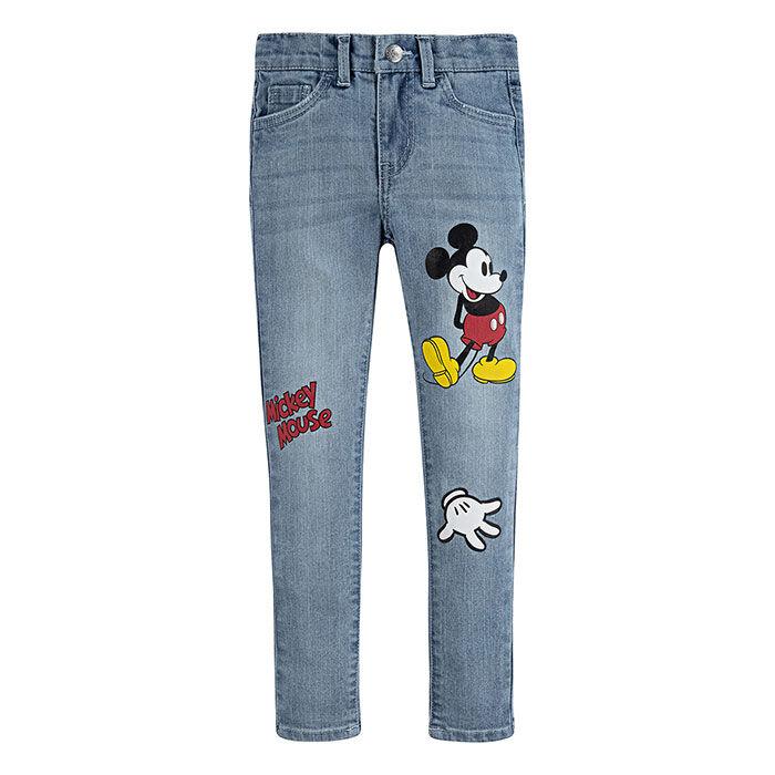 Jean Disney® Mickey 710 Super Skinny pour filles [4-6X]