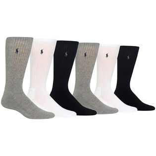 Men's Crew Sock (6 Pack)