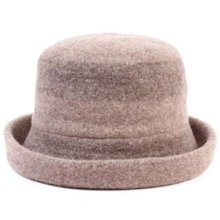 Women's Wool Cloche Hat