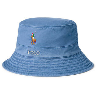 Men's Stretch-Cotton Bucket Hat