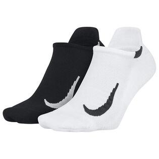Women's Multiplier Running No-Show Sock (2 Pack)