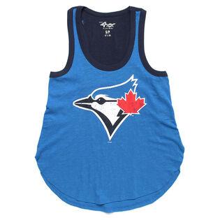 Women's Toronto Blue Jays Logo Tank Top