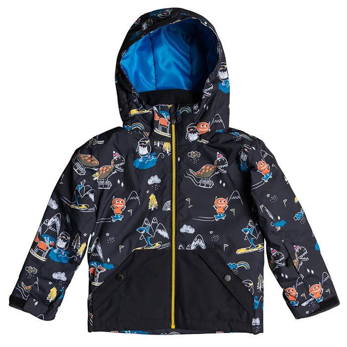 Manteau de neige Mission pour garçons [2-7]