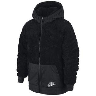 Junior Girls' [7-16] Sherpa Jacket