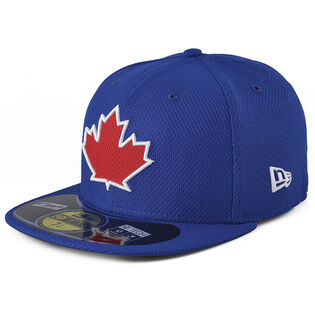 Men's Toronto Blue Jays Authentic Collection 59Fifty Cap
