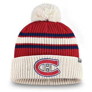 Tuque True Classic Canadiens de Montréal à pompon pour hommes