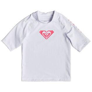 Maillot dermoprotecteur Whole Hearted pour filles [2-7]