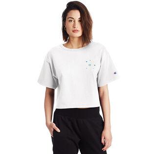 Women's Heritage Cropped C Logo T-Shirt