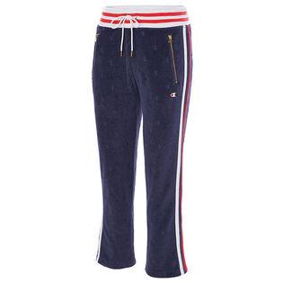 Pantalon Warm Up à jambe évasée pour femmes