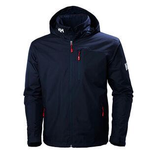 Men's Crew Hooded Midlayer Jacket