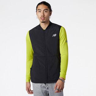 Men's Impact Run Grid Back Vest