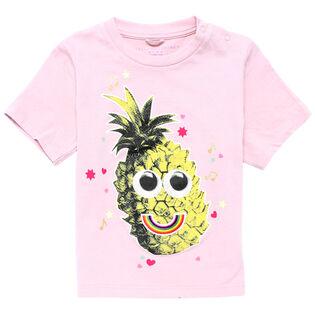 Baby Girls' [3-24M] Pineapple T-Shirt