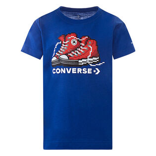 Boys' [4-7] Pixel Chuck T-Shirt