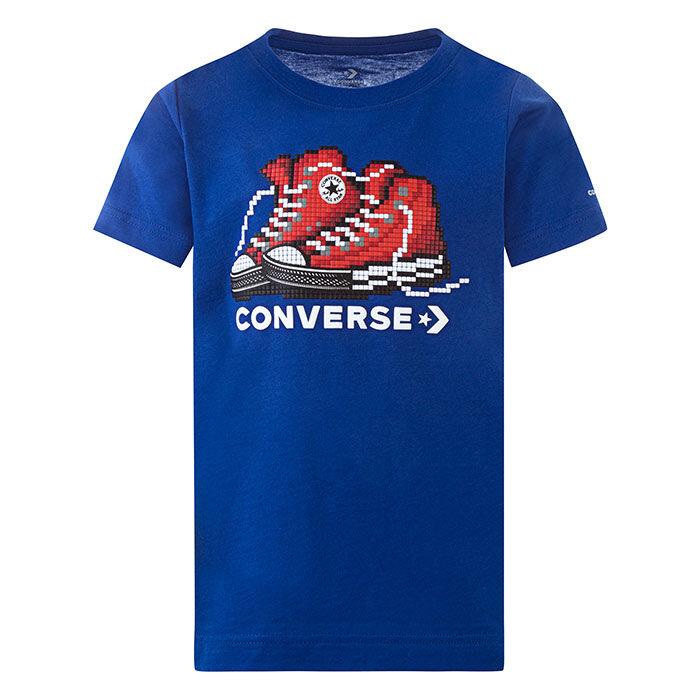 T-shirt Pixel Chuck pour garçons [4-7]