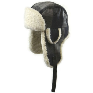 Shearling Aviator Hat