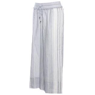 Women's Tulum Stripe Crop Pant
