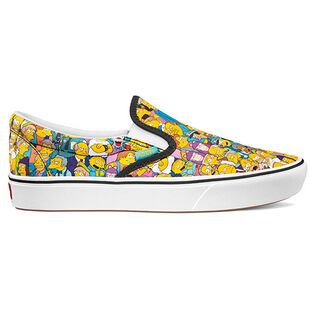 Unisex The Simpsons ComfyCush Slip-On Shoe