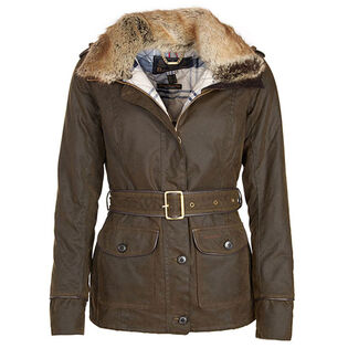 Women's Stirling Waxed Cotton Jacket