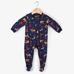 Babies' [6-24M] Arborist Action Mountie One-Piece Pajama