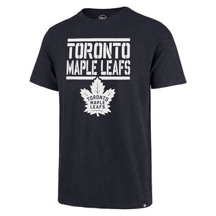 Men's Toronto Maple Leafs Distressed T-Shirt