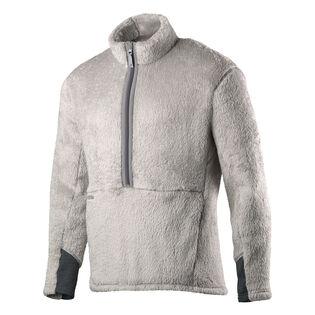 Men's Hairy Half-Zip Jacket