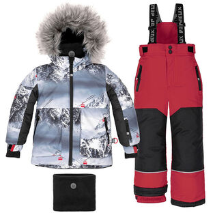 Boys' [2-6] Powder Skiing Two-Piece Snowsuit