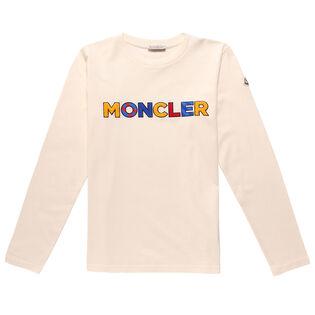 Junior Boys' [8-14] Block Logo T-Shirt