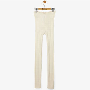 Girls' [2-7] Cable Knit Tight